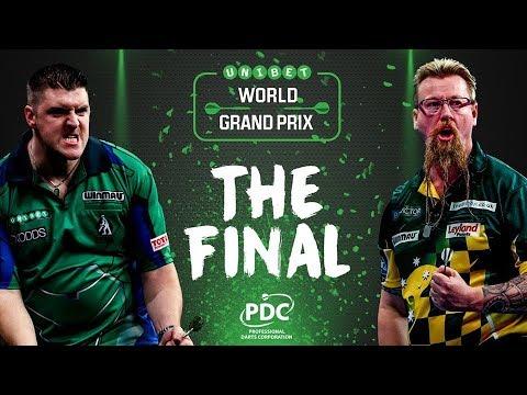 PDC World Grand Prix Darts Final 2017 10 07 ENG