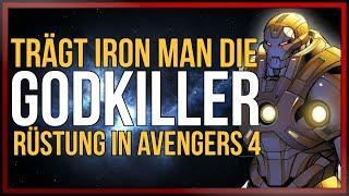 Avengers 4: Iron Man GODKILLER Rüstung [onsXreen]