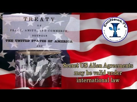 Secret US Alien Agreements may be valid under international law (S02E12)