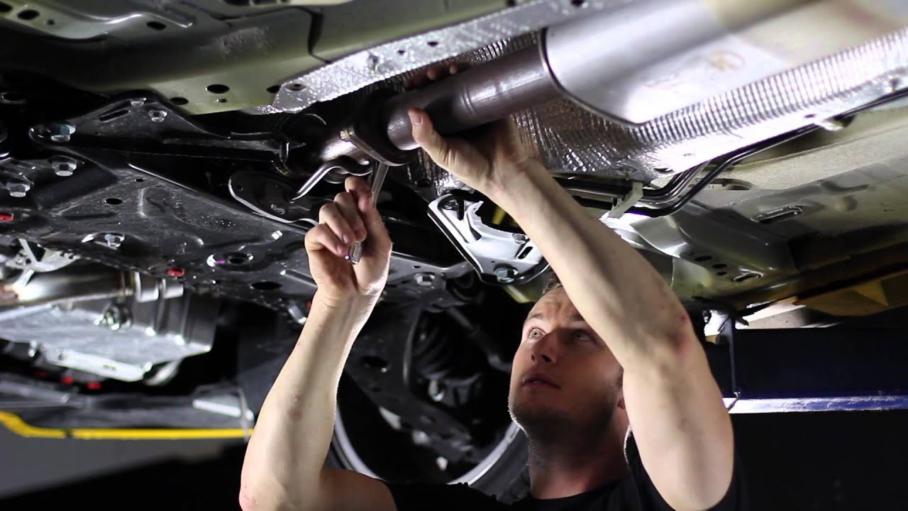 How To Install The Levels Performance Ford Focus St