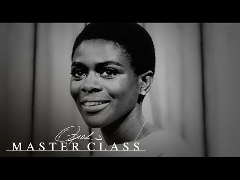 The Natural Hair Movement Cicely Tyson Inspired  Oprah's Master Class  Oprah Winfrey Network