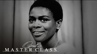 The Natural Hair Movement Cicely Tyson Inspired | Master Class | Oprah Winfrey Network