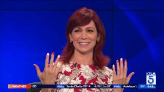 "Video Carrie Preston Shows Us Her Awesome ""Claws"" download MP3, 3GP, MP4, WEBM, AVI, FLV November 2017"