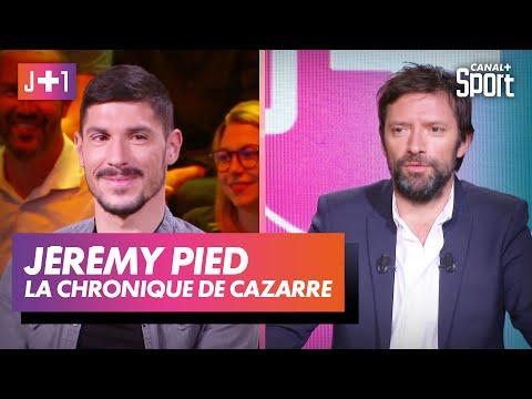 J+1 : Julien Cazarre avec Jérémy Pied !