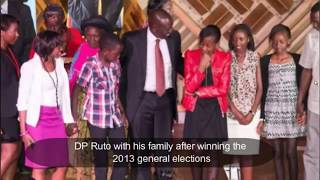 Here Are Deputy President William Ruto's 12 Best Family Photos Ever