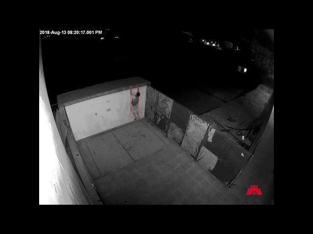 Krypto Job-Site crime prevention incident