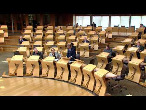 Policing 2026 - Scottish Parliament: 20 June 2017
