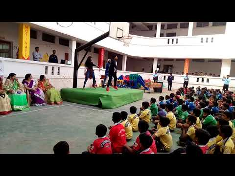 Jet Kids International School Pusad - Zumba + Aerobic + Dance -  Eklavya Dance Academy