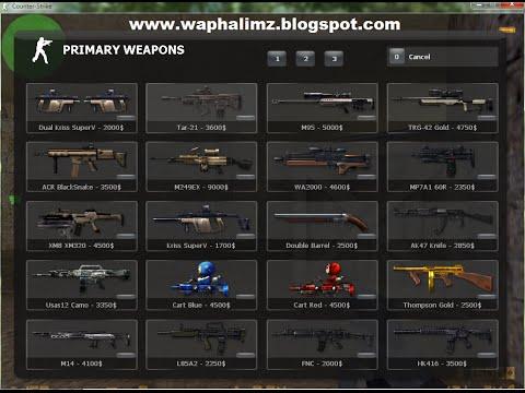 How To Unlock Weapon CS Xtreme V6