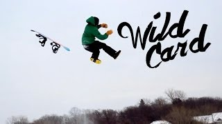 Wild Card Trailer 2 | Snowboard Film