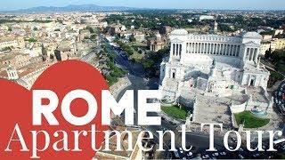 ROME APARTMENT TOUR | Zoey Arielle