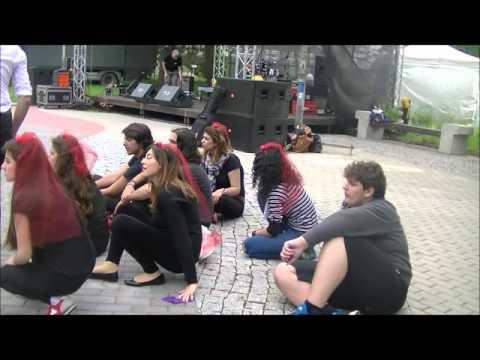 """Youth Exchange """"Speak Unique"""" Latvia, Rezekne 2015"""