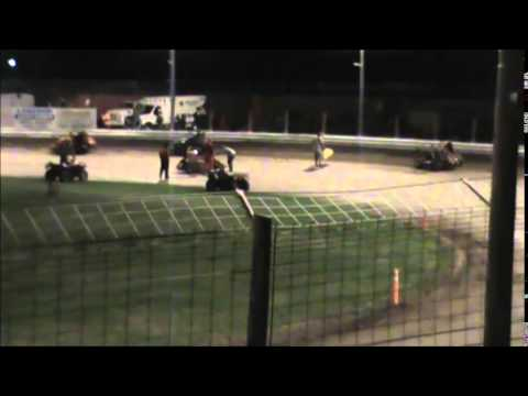 KAM Raceway Week 2 Sprint Cars May 9, 2014