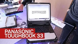 Panasonic's Toughbook 33 is far from your average 2-in-1