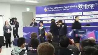 宇野昌磨 Eric Bompard SP 2015-2016 https://youtu.be/JZzDK87-8S8 【C...