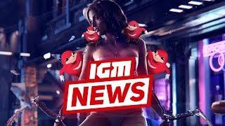 IGM News: Угандийский Наклз и «оживший» Cyberpunk 2077