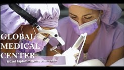 Global Medical Center is one of the leading hair transplant clinics in Hungary. # FUE EUROPE #