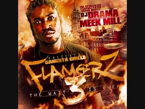 Meek Mill - Rose Red (Flamers 3)