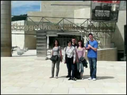 Spanish courses in Bilbao: A trip to the Guggenheim Museum