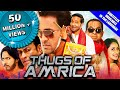 Thugs Of Amrica (Achari America Yatra) 2019 New Released Hindi Dubbed Movie | Vishnu Manchu