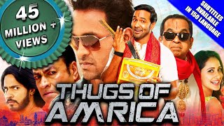 Baixar Thugs Of Amrica (Achari America Yatra) 2019 New Released Hindi Dubbed Movie | Vishnu Manchu