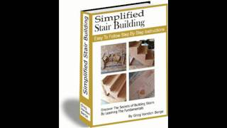 How To Build Stairs - Construction