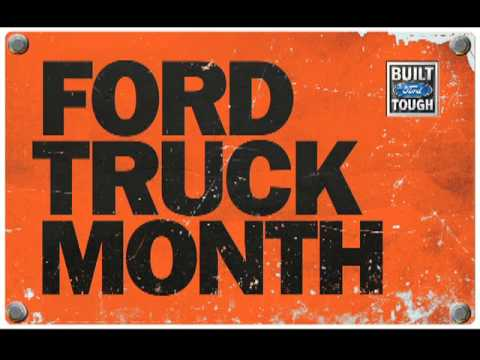 Sykora Family Ford 2013 Truck Month Radio Commercial - YouTube