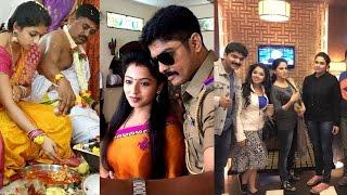 Vani Rani Serial Actress Pooja Gowtham | Navya Swamy | Facebook Look Back Video 2016 |