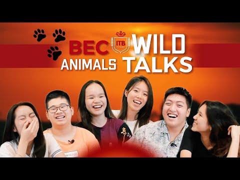 [BEC TALKS] - KHI GENZ NÓI VỀ WILD ANIMALS TRONG IELTS