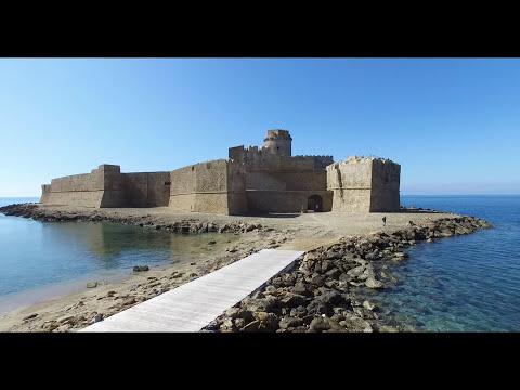 Castello Aragonese di le Castella, Isola di Capo Rizzuto