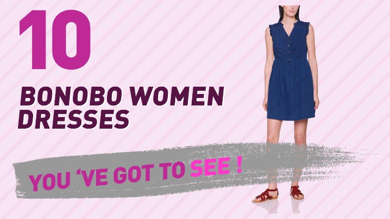 Bonobo Women Dresses    New   Popular 2017 - YouTube 18a4a428932d