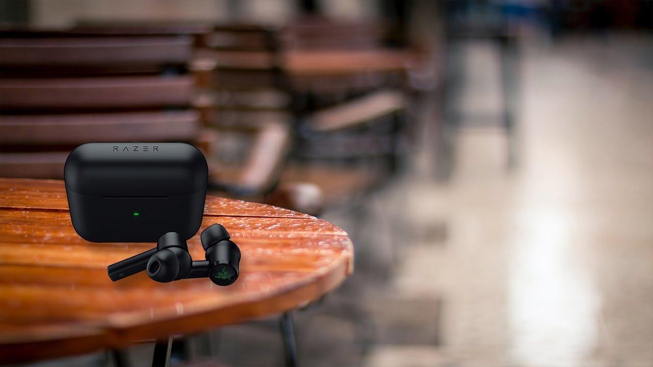 ผลการค้นหารูปภาพสำหรับ Razer Hammerhead True Wireless Pro