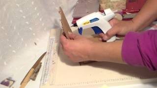 Hot Glue Gun Holder Tutorial # 1