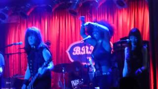 PUNKY MEADOWS formerly of ANGEL live BB Kings NEW YORK June 14,2016