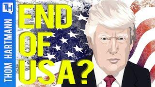 Has Trump Taken Down Our Democratic Republic?