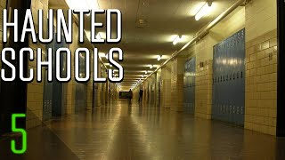 5 Most HAUNTED SCHOOLS Around the World