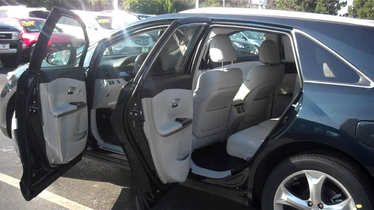 2015 Toyota Venza XLE AWD for John - YouTube