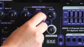 VocoPro Champion RV Karaoke System