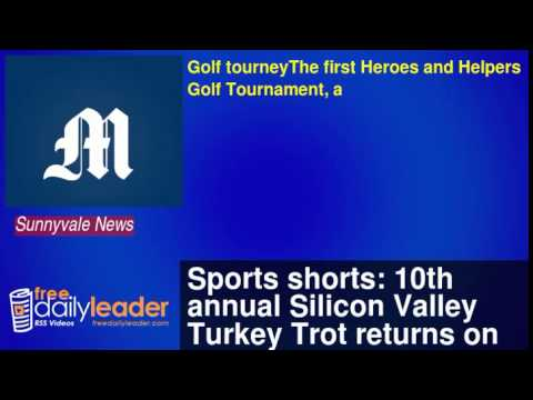 Sports shorts: 10th annual Silicon Valley Turkey Trot returns on Thanksgiving Day