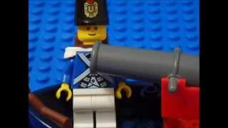 Пираты против солдат. Лего мультик. | Pirates vs Soldiers. Lego movie.