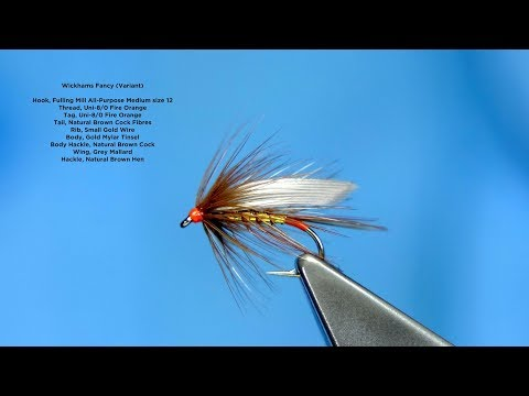 Download Youtube: Tying a Wickhams Fancy (Variant) by Davie McPhail