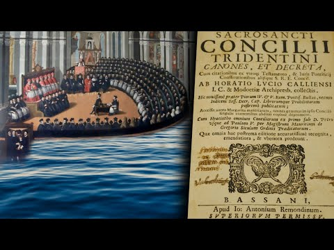 """The Council Of Trent Did Not Teach """"Baptism Of Desire"""""""