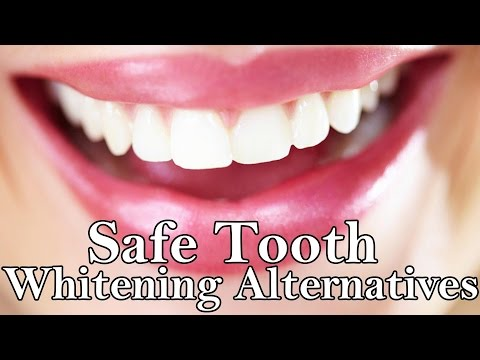Tooth Whitening: Most Effective At Home Method for White Teeth! Safe & Natural Toothpaste Tips