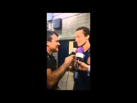 David Luiz para o Qué Pasa Media Network