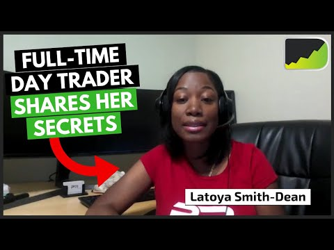 Making A Profit in Gaps & Futures Trading – Latoya Smith-Dean | Trader Interview