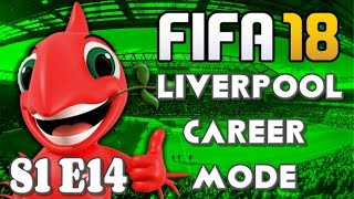 FIFA 18 - LIVERPOOL CAREER MODE | S1 E14 - FESTIVE PERIOD