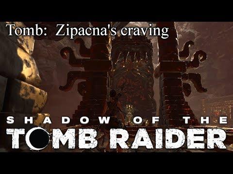 Shadow Of The Tomb Raider: Season Pass - Tomb: Zipacna's craving |