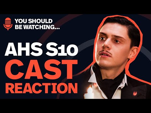 AHS Season 10 Cast Reaction, The Best FX Shows On Hulu | You Should Be Watching Ep 1