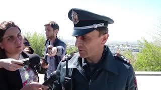 Օսիպյանը լրագրողներին. դուք խոչընդոտում եք իմ աշխատանքը:)