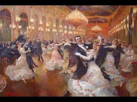 Vals El Danubio Azul The Blue Danube Waltz Versión Corta Short Version Youtube